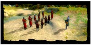Die Soldaten des Ordens