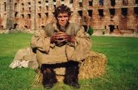 Lech Dyblik als Torque in The Hexer.