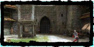 Tor, Eingang Tempelbezirk
