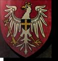 Aktuelles Wappen von Redanien, das auch in The Witcher 2 verwendet wurde