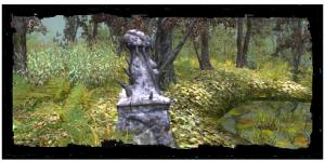 Altar des Wassergötter
