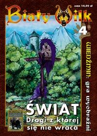 Cover des unveröffentlichten Biały Wilk 4