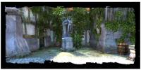 Haus des Kräuterkundlers bei der Melitele Statue