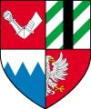 Aktuelles Wappen von Kovir und Poviss