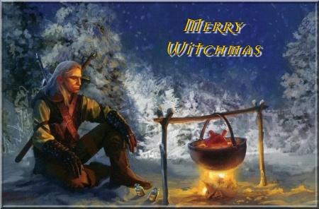 Merry Witchmas!