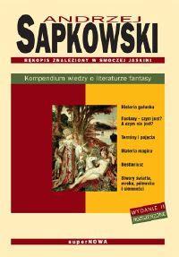 Cover sapkowski rekopos znaleziony 2011.jpg