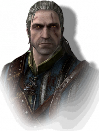 Geralt in The Witcher 2: Assassins of Kings