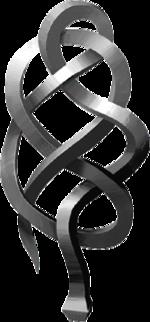 Medaillon der Schlangenschule