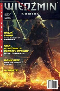 "Cover des Comics ""Racja stanu"""