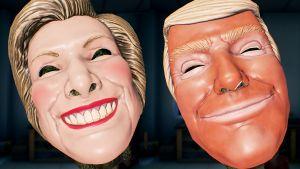 photo regarding Donald Trump Mask Printable identify Masks - Conceal and Shriek Wiki