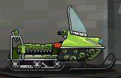Snowmobile Green Black Bubbles.png