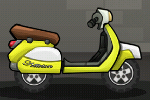 Scooter yellow white.png