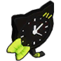 Black Cat Clock (Icon).png