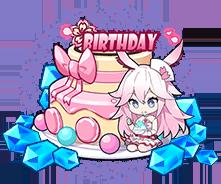 Yae Sakura's Birthday Cake (Bundle).png
