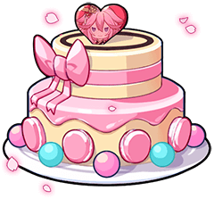 Swell Yae Sakuras Birthday Cake Official Honkai Impact 3 Wiki Funny Birthday Cards Online Aeocydamsfinfo