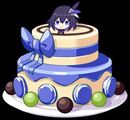 Surprising Seeles Birthday Cake Official Honkai Impact 3 Wiki Funny Birthday Cards Online Aeocydamsfinfo