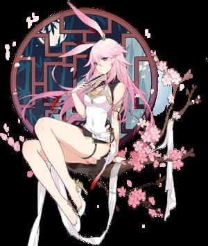 Yae Sakura - Qipao (T).png