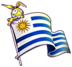 Advance to Top 8 Ticket - Uruguay (Icon).png