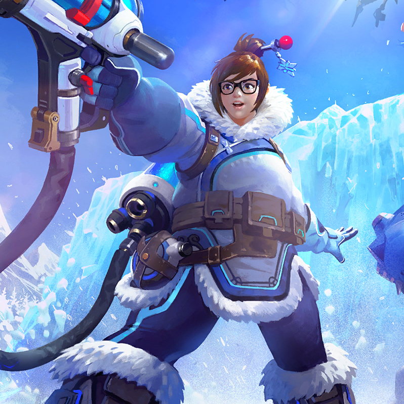 Mei Heroes Of The Storm