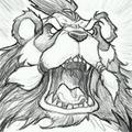 Sketch Huojin Pandaren Portrait.png