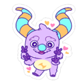 Cute Tickle Mephisto Sticker Spray.png