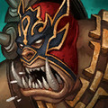 Nexomania Garrosh Portrait.png