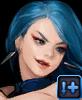 Blue Rose Equipment Slot Sample
