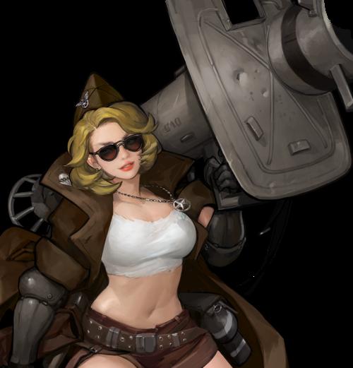 Battlefield Fox Skin