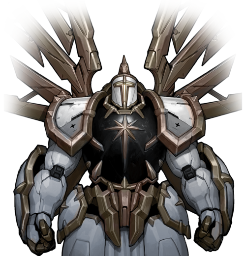 Machine Templar Skin