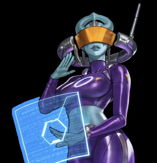 Cyberpunk Skin