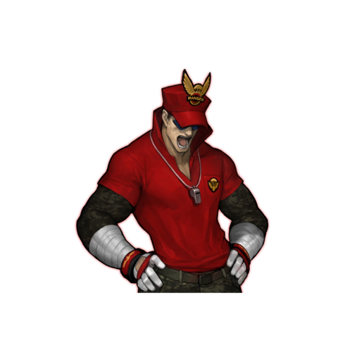 Man in Charge Skin