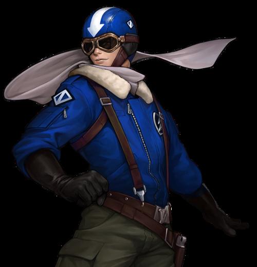Sky Captain Skin