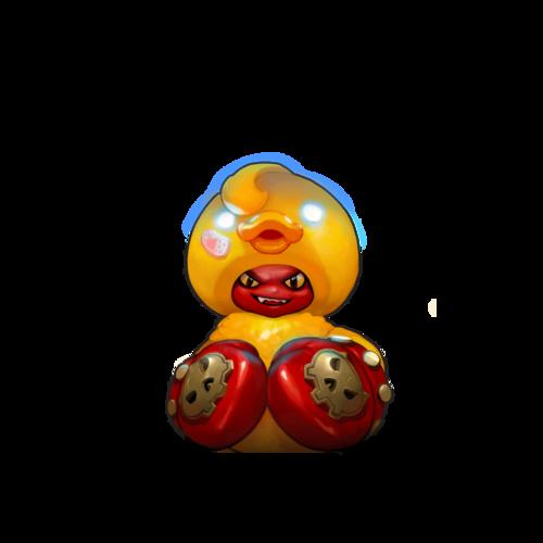 Rubber Duckie Skin