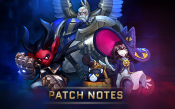 3.8 - Patch Notes