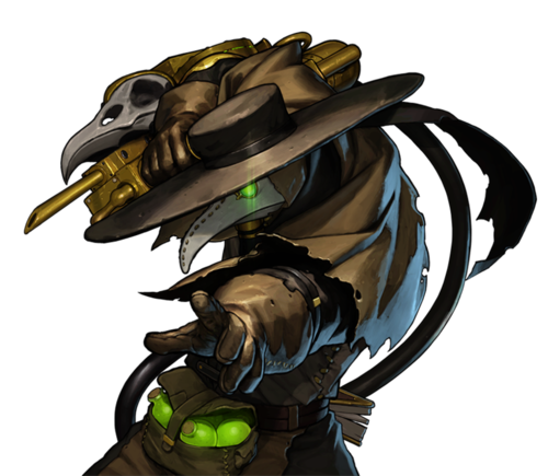 Plague Doctor Skin