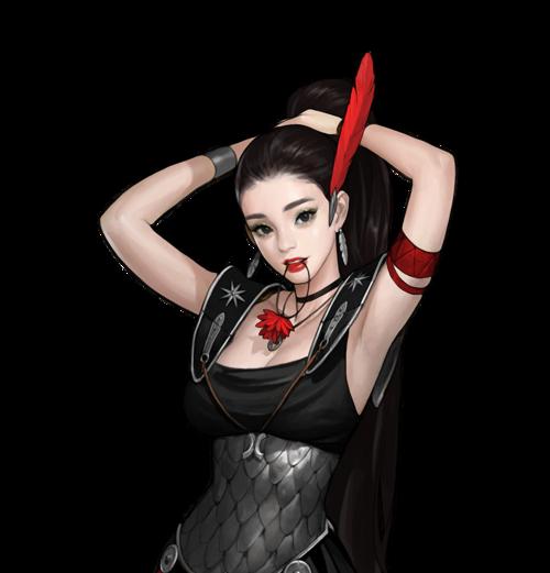 Goddess of Victory Skin