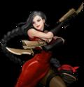 Red Qipao
