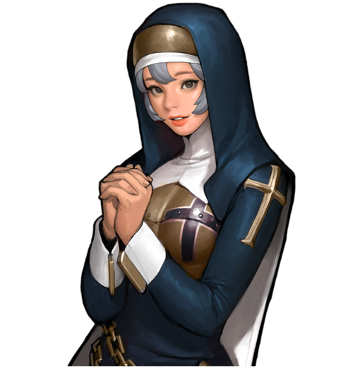 Saint of Leas Skin