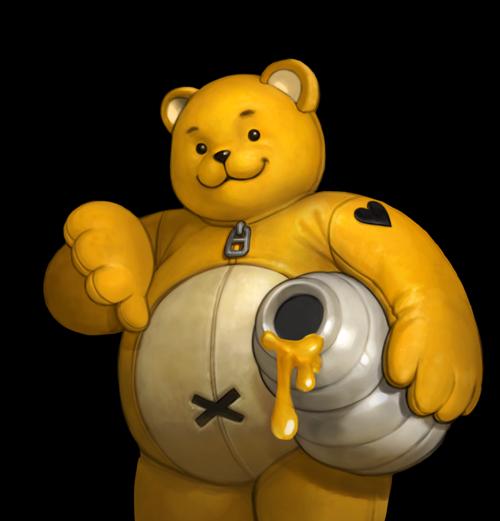 Mr. Bear Skin