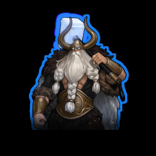 God of Thunder Skin