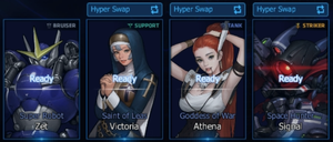 Swap Phase