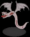 Monster Beast GiantZombieFlyingSnake.png