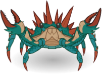 Monster Beast GiantCrabSpiked.png