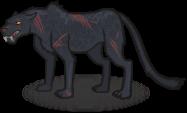 Monster Beast BattleScarredPanther.png