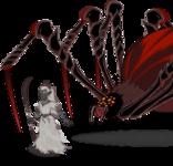 Monster DrowMatron HugeSpider.png