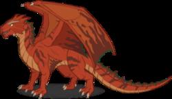 Monster Dragon YoungRedDragon.png
