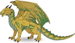 Monster Dragon YoungBronzeDragon.png