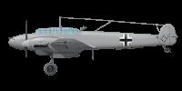 Bf 110 G-2