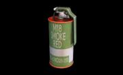 Smoke Grenade Red