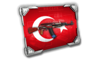 AKM (Turkey) Recipe.png